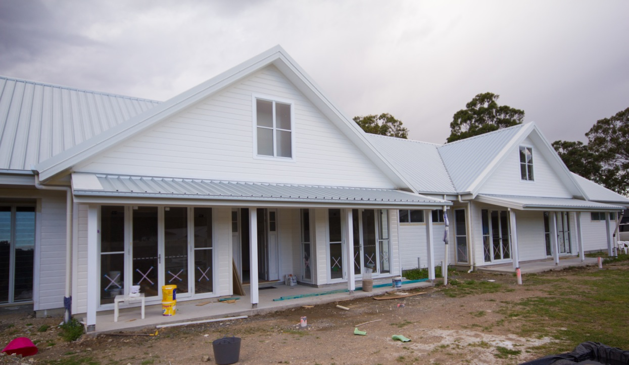 Country Style Home Gold Coast Hinterland Jamison